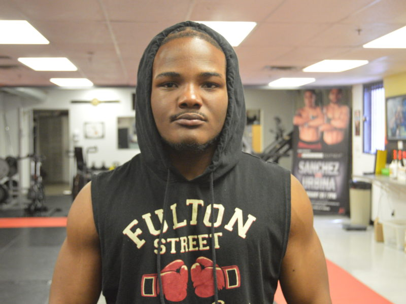Rakim Thorpe- The Goal is to be a Mixed Martial Artist