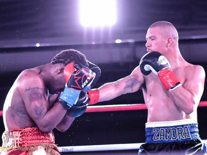 "Legacy Boxing Promotions Announces Debut at Buffalo Thunder ""Raining Thunder"""