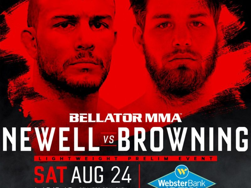 Nick Newell will get welcomed to Bellator MMA by Corey Browning