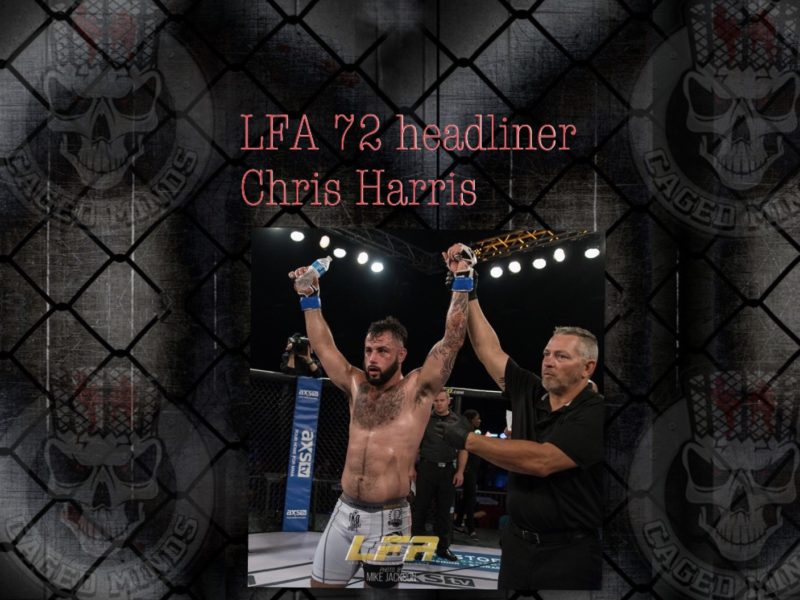 Chris Harris talks about his fight Style, Daniel Madrid, and so much more