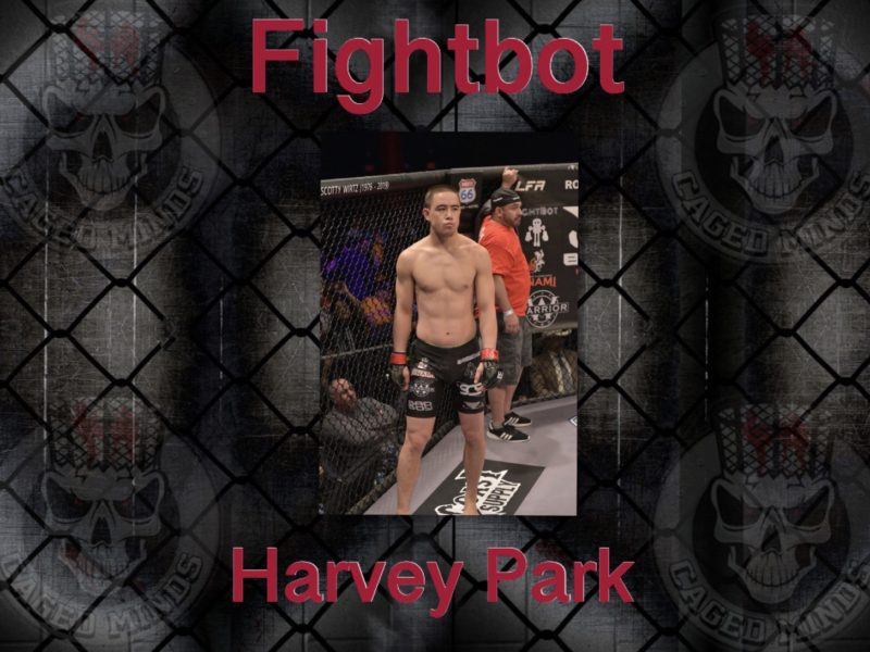 Harvey Park on his current win streak, The Contender Series, & Being a cerebral fighter