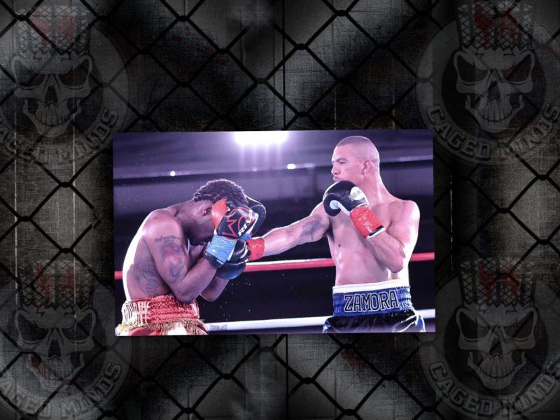 Joaquin Zamora back in the ring at Raining thunder, but never left the gym