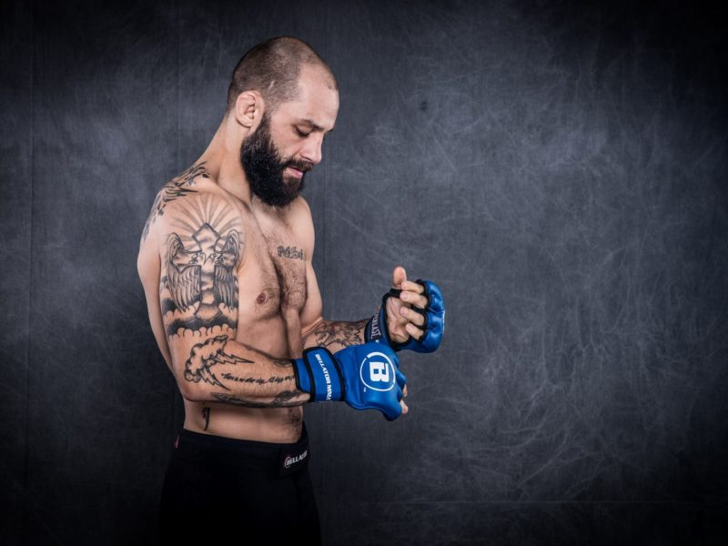 Sam Sicilia talks Featherweight Grand Prix, loving his Cage time, & Exciting Fights