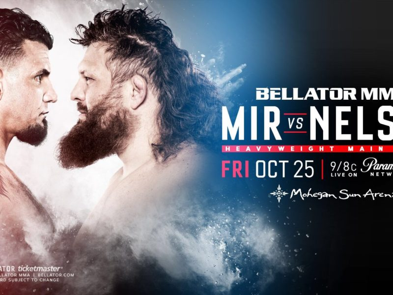 Heavyweight Rematch Headlines Bellator 231