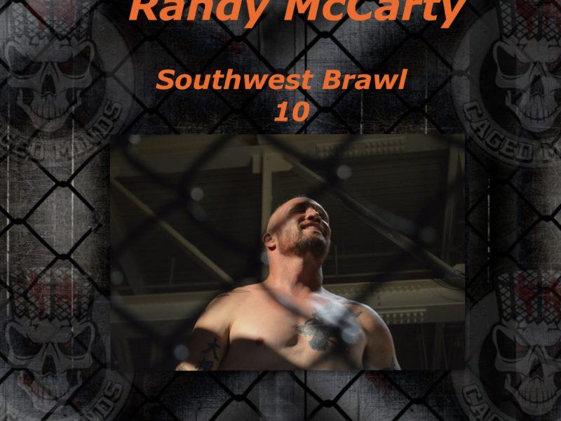 Randy McCarty Having Fun & Testing Himself
