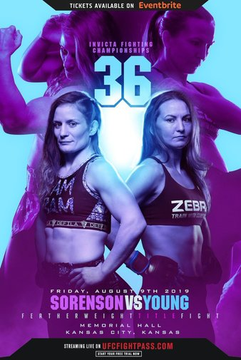 Invicta FC 36 quick results
