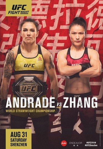 UFC Fight Night 157 Quick Results