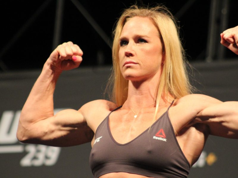 Holm – Pennington Rematch Set for UFC 243