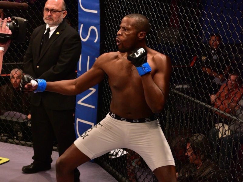 Jalin Fuller happy to be fighting at Southwest MMA Series XXIX