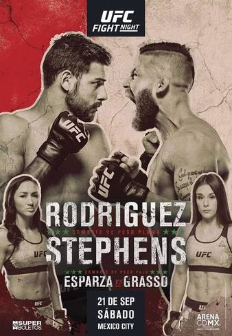 UFC Fight Night 159 Quick Results