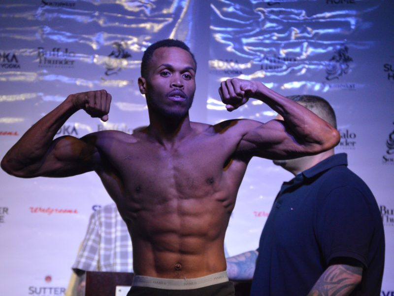 Aaron Reese has tunnel vision ahead of Pro debut at CES 58