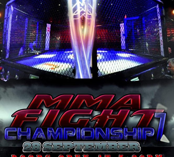 Nathan vs. Webb headlines Force of One MMA Fighting Championship 7