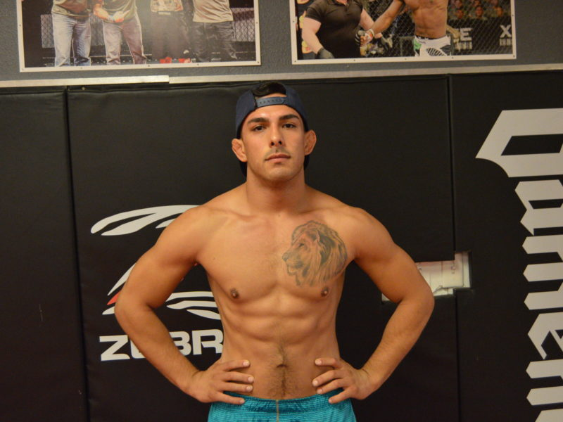 After 2 titles and a clean KO as an Amateur Chris Rojas is ready for pro journey