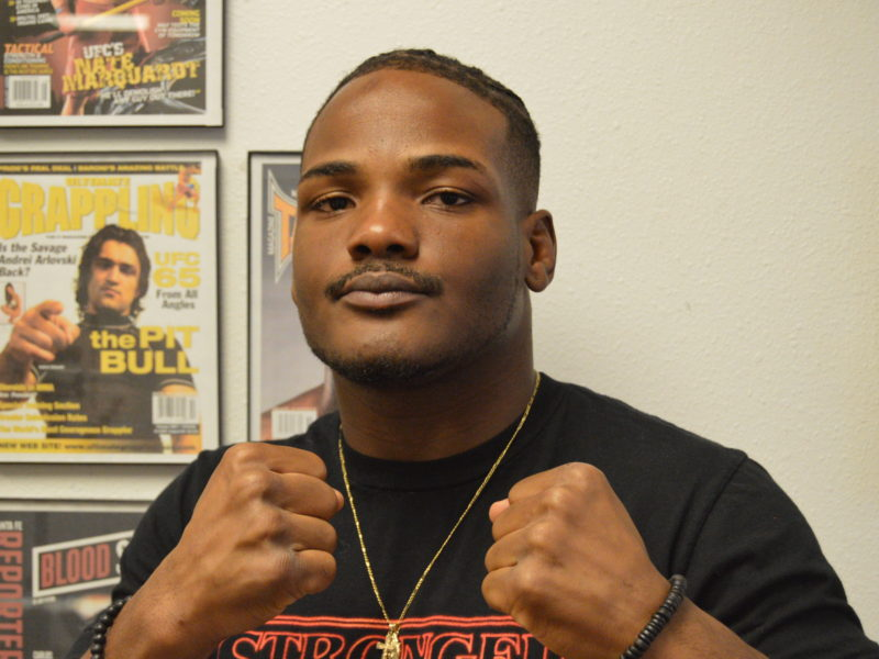 Rakim Thorpe is focused on Execution at Southwest MMA Series XXIX