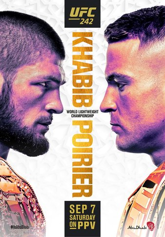 UFC 242 Quick Results
