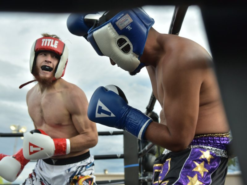Val Guevara on making his amateur MMA debut