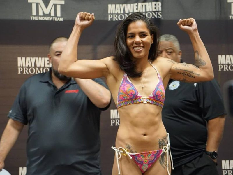 Ava Knight talks transition to MMA, possibility of Boxing again,  & the Champ Mentality