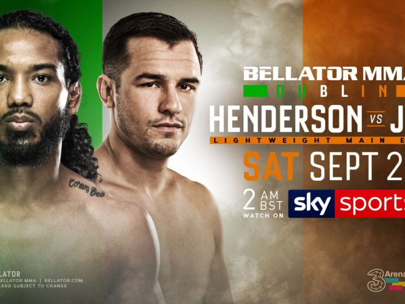 Bellator 227 Quick Results