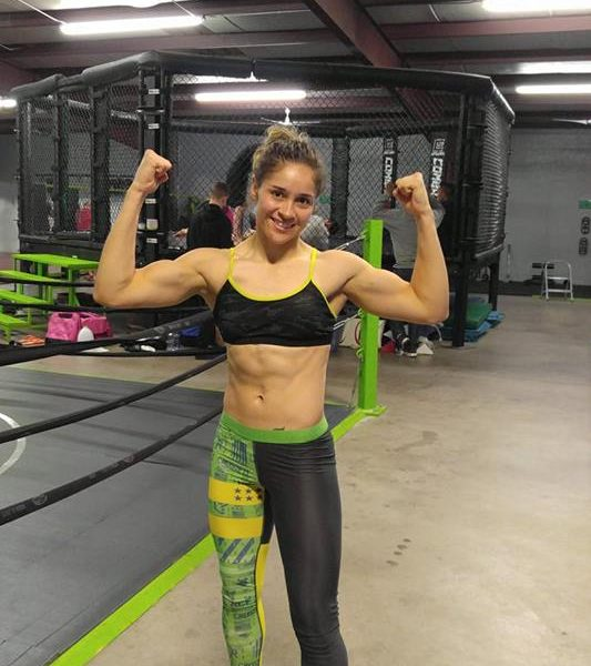 Cynthia Arceo talks Invicta debut, KOTC Past & Plans to Make a Difference