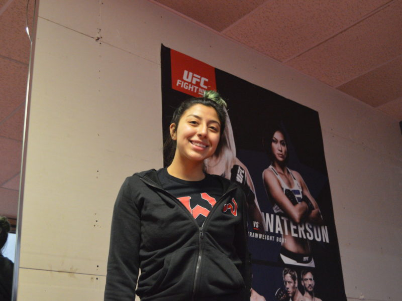Aylin Villalobos: The Journey to Chasing her MMA Dream