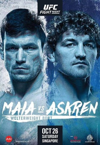 UFC Fight Night 162, Maia vs. Askren Quick Results