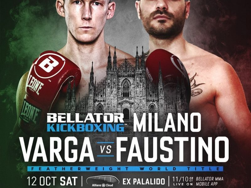 Bellator Kickboxing 12 Quick results