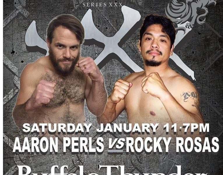 Perls vs. Rosas Headlines Southwest MMA Series XXX