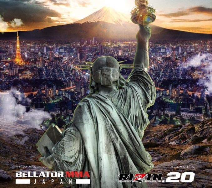 5 Bellator vs. Rizin Match-ups announced for end of Year Collaboration
