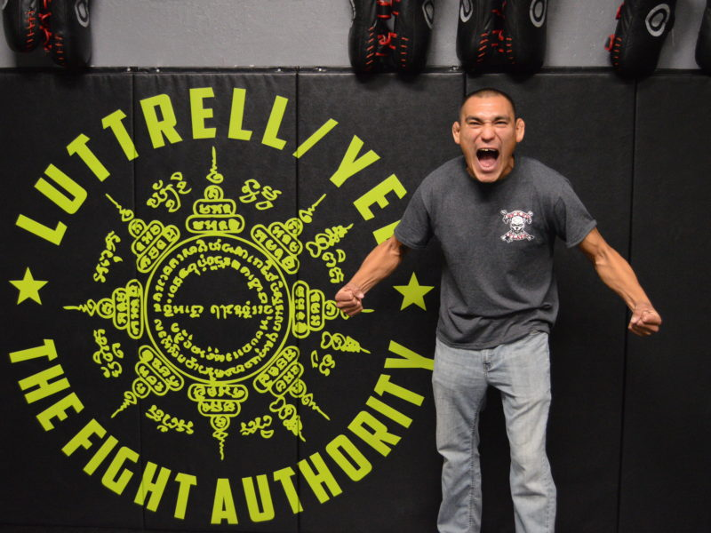 Juan Gonzalez from just trying MMA to his first title fight