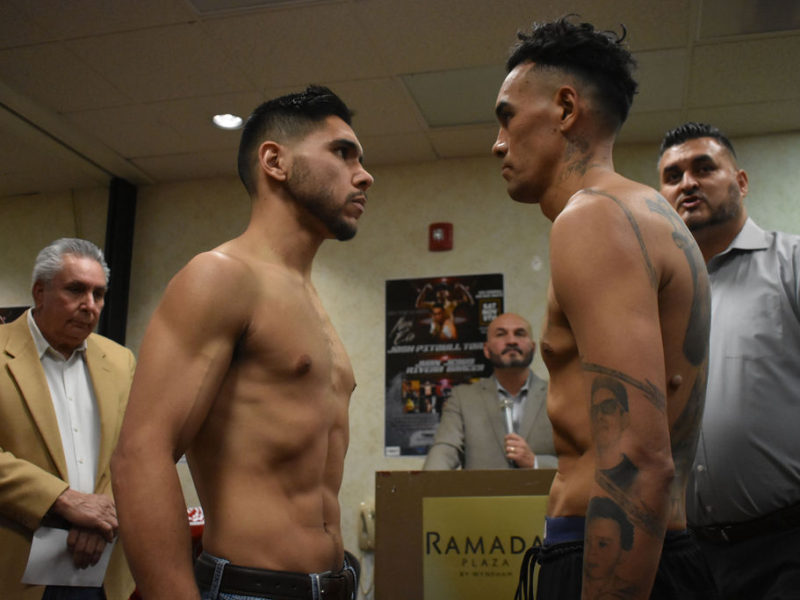 Recap & Results for Legacy Boxing Promotions: New Era