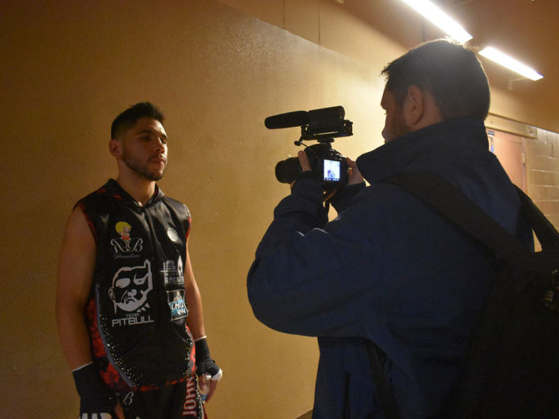 Post Legacy Boxing Promotions: New Era Interviews