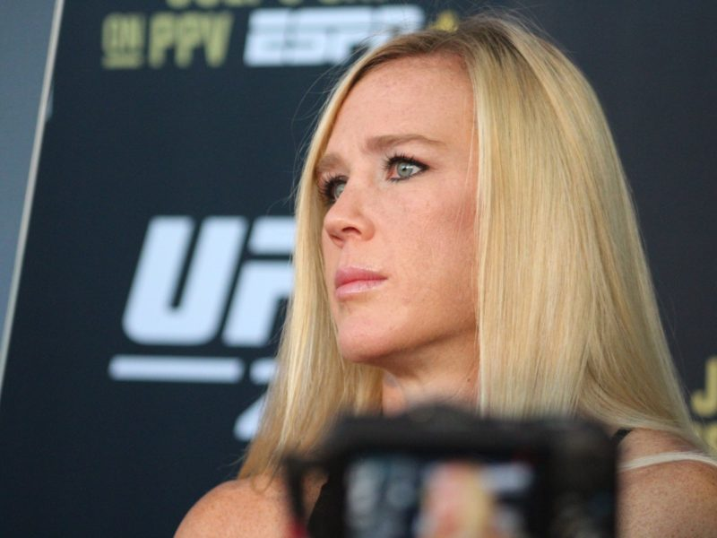 Holm – Pennington 2, take 2 set for UFC 246