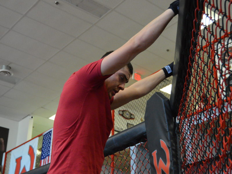 Steve Garcia Jr.- Ready to show why hes deserves to be in the UFC