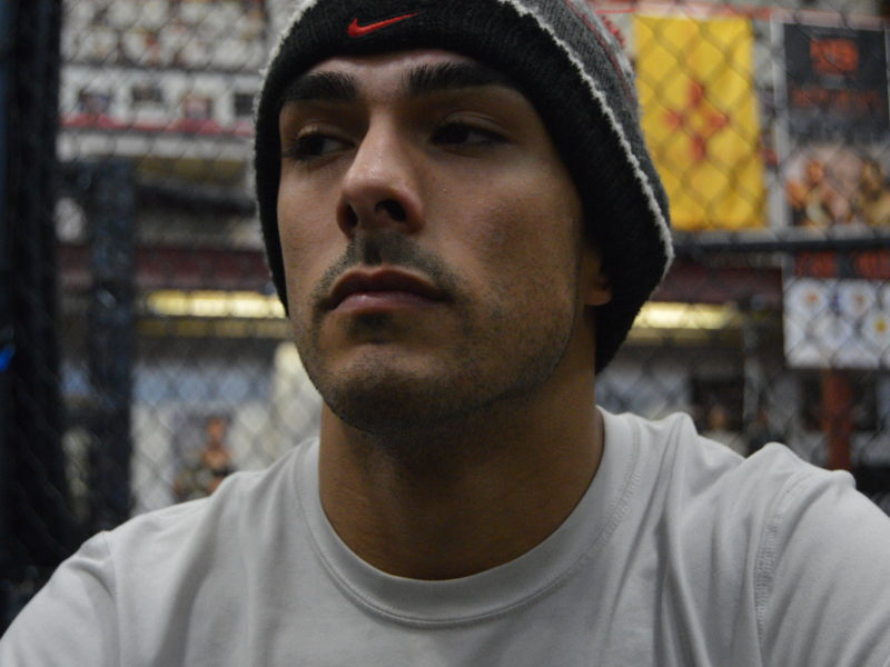 Chris Rojas has plans of a first round finish at LFA 80
