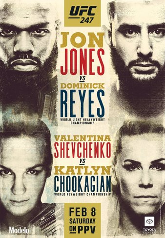 Rapid Results for UFC 247