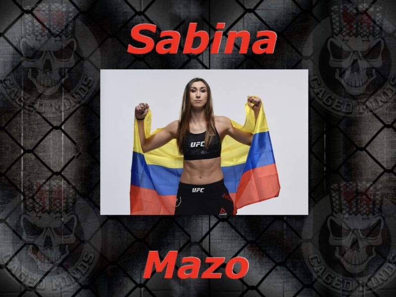 Sabina Mazo- The next fight is always the biggest