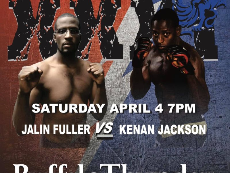 """Southwest MMA Series XXXI headlined by """"The Gentleman"""" against  """"The Lion"""""""