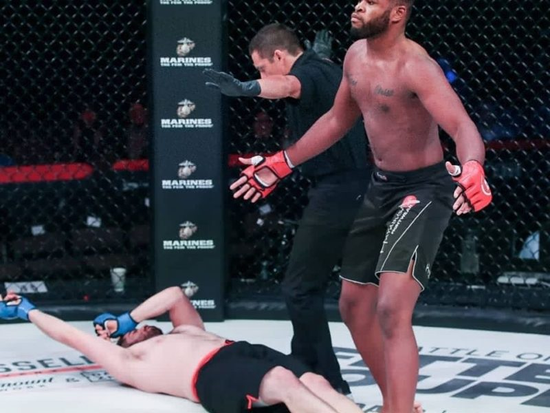 From the Backyard, to Jacksonwink, & Bellator Christian Edwards is making the most of Everything