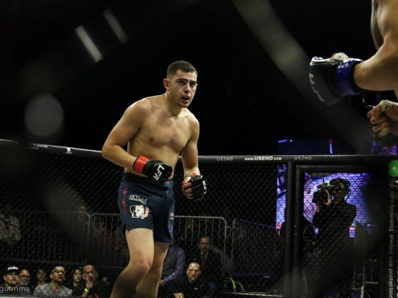 Steve Garcia Jr. gets Short Notice Call, Faces Luis Pena at UFC on ESPN+ 27