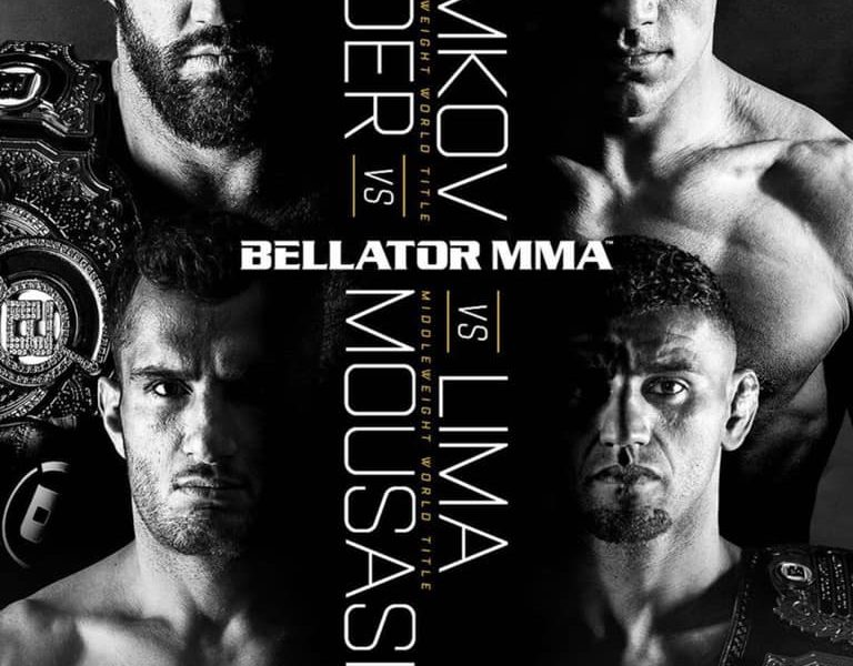 Second Title Bout added to Bellator 243