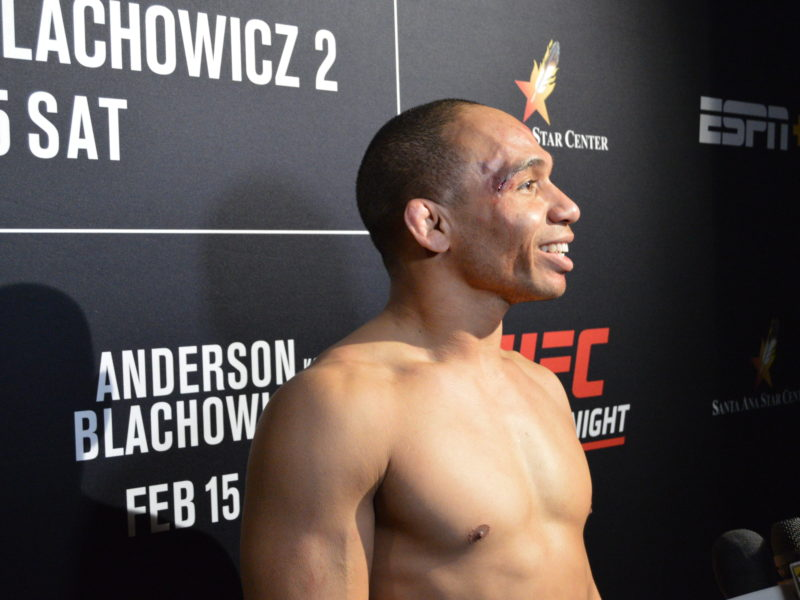 John Dodson- Making sure Burque style stays strong