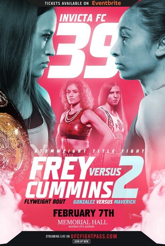 Rapid Results for Invicta FC 39