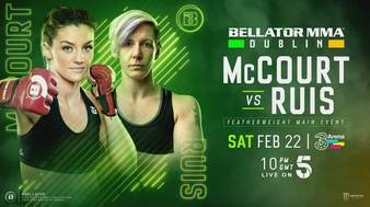 Results for Bellator 240