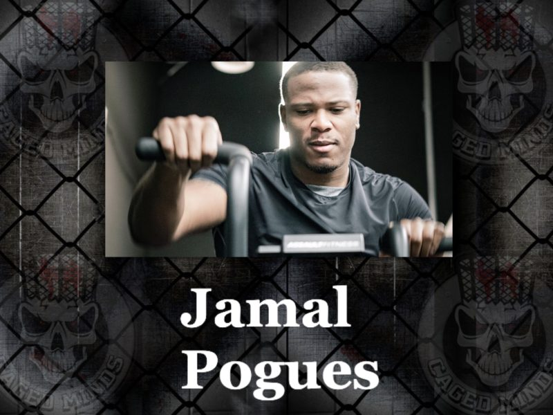 Jamal Pogues plans on applying the pressure at LFA 82