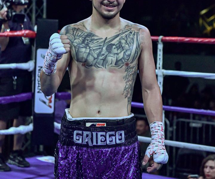Griego now faces Borres at March Badness