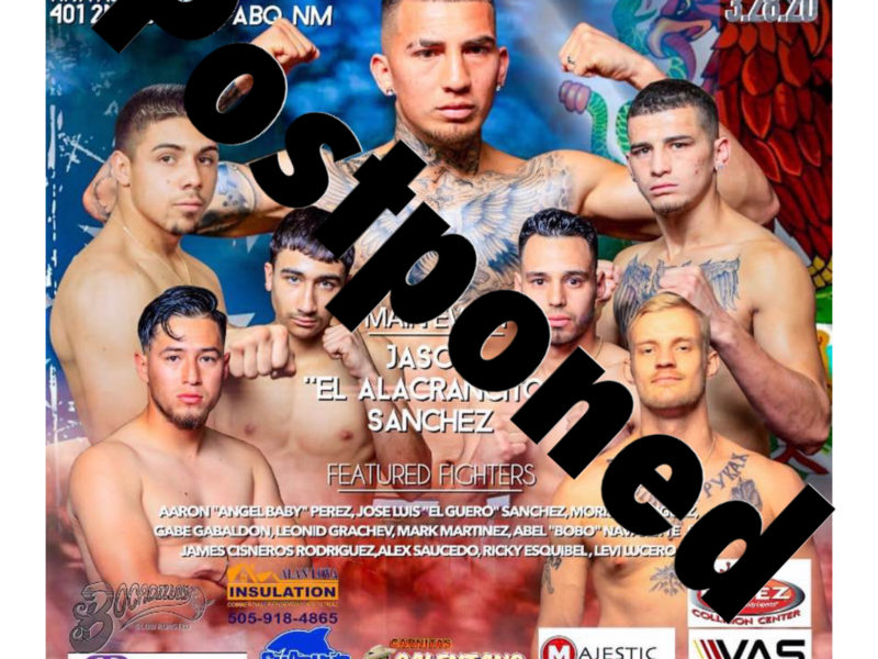 How Covid-19 is Affecting NM Combat Sports
