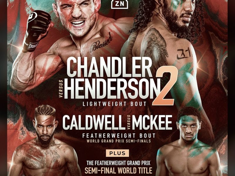 Bellator 244 to feature a Grand Prix Semifinal & monster rematch