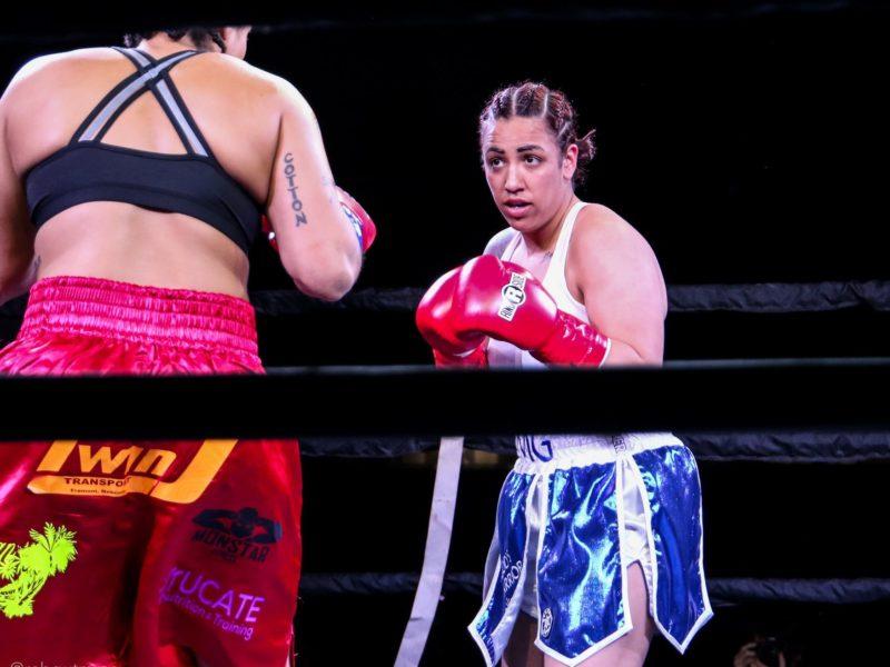 Jordanne Garcia-  Down for a rematch with Jozette Cotton