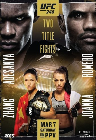 UFC 248 Results
