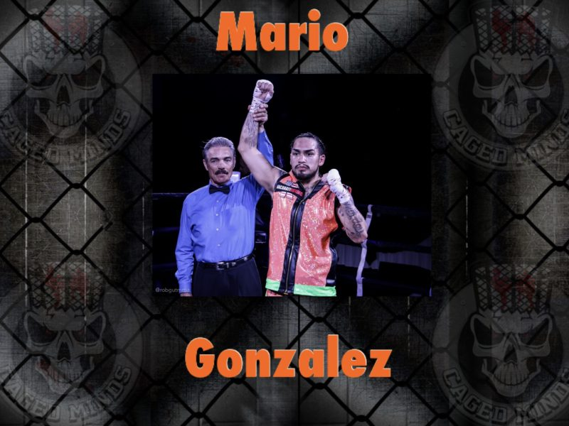 Boxing, Manhood, & more with Mario Gonzalez
